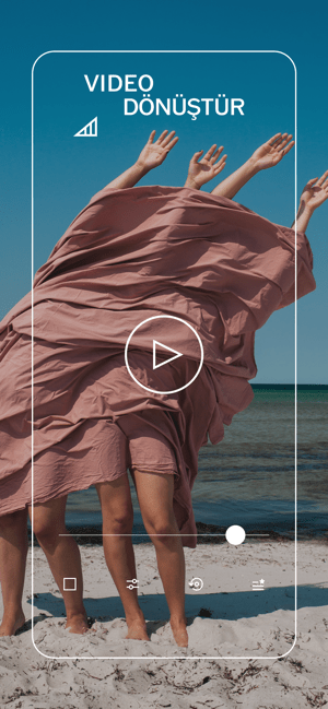 VSCO: Foto & Video Düzenleyici Screenshot