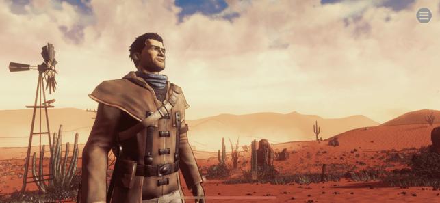 Beyond a Steel Sky Screenshot