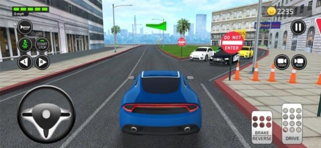 Driving Academy 2019 Simulator Screenshot