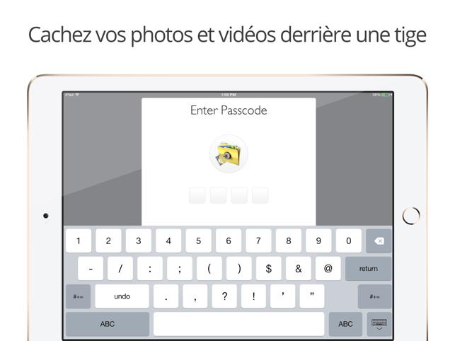 643x0w 5 applications gratuites pour cacher des photos sur iPhone