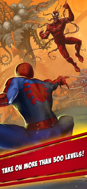 MARVEL Spider-Man Unlimited Screenshot