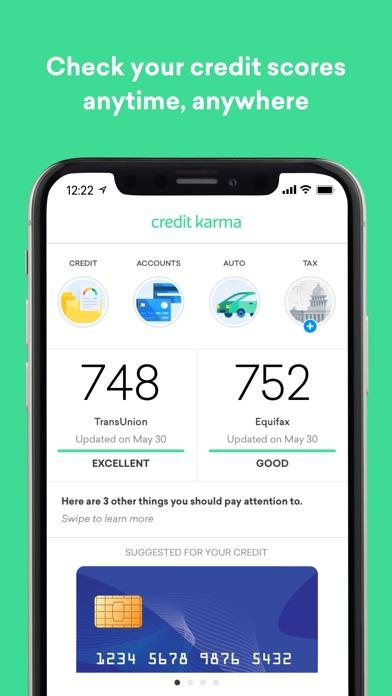Image Result For Credit Karma Sign In