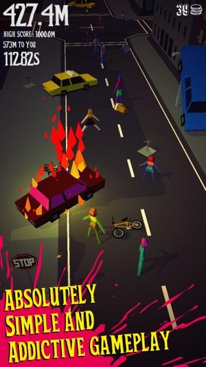 1000m Zombie Escape! Screenshot