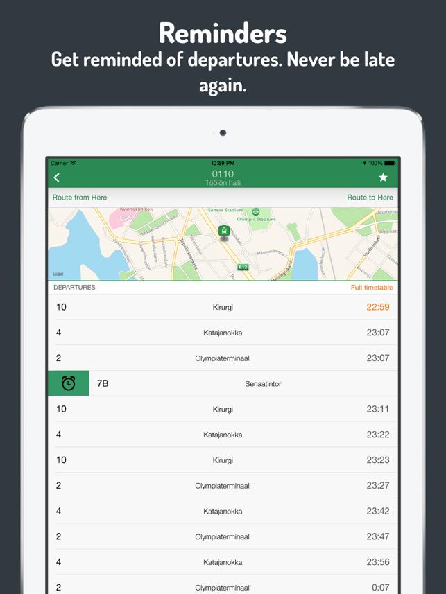 Commuter Pro Screenshot