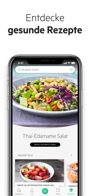 Lifesum - Kalorien & Nährwerte Screenshot