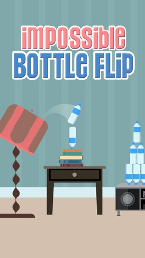 Impossible Bottle Flip Screenshot