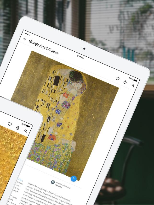 Google Arts & Culture Screenshot