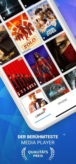 PlayerXtreme Media Player Capture d'écran