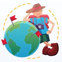Mark O'Travel: Ihre Reisekarte