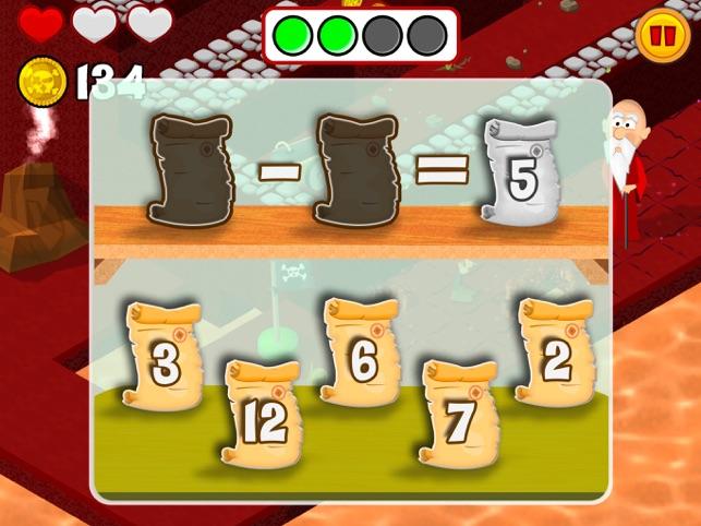 Math Land: Mental Arithmetic Screenshot