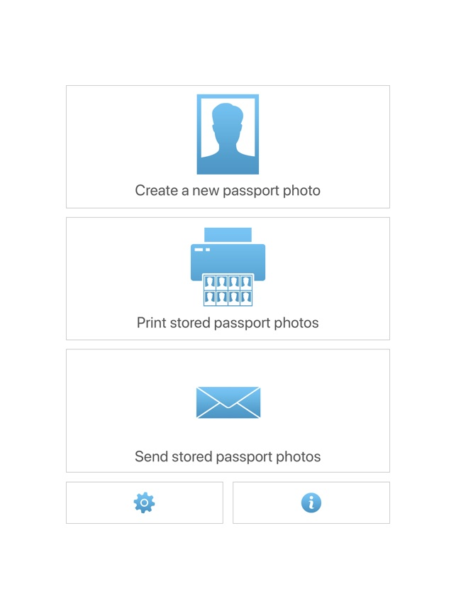 Image result for Self-Passport size photograph APP
