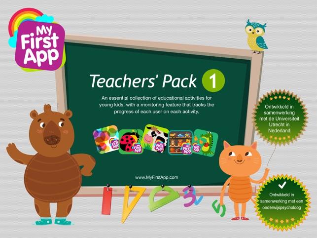 Teachers' Pack 1 Screenshot