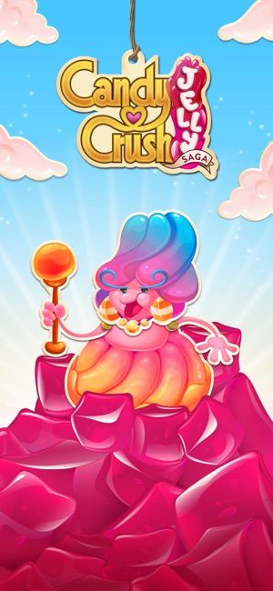 Candy Crush Jelly Saga Screenshot