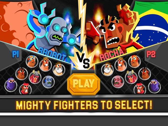 UFB 3 (Ultra Fighting Bros) Screenshot
