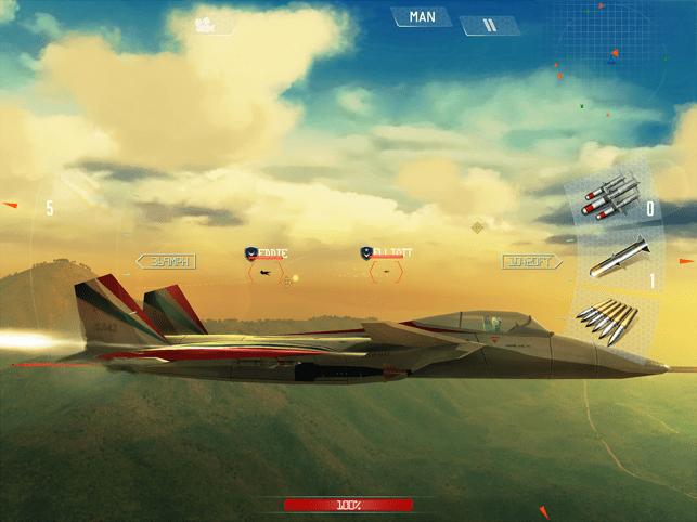 Sky Gamblers Air Supremacy Screenshot