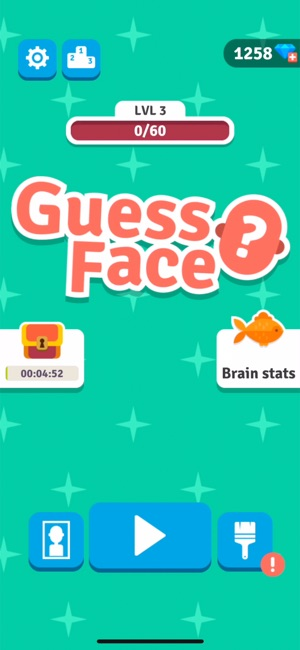 Guess Face Screenshot