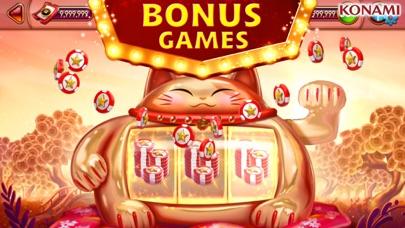 my KONAMI Slots – Casino Slots 1.34  IOS