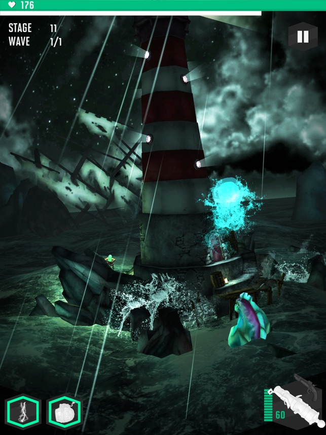 Shoggoth Rising Screenshot