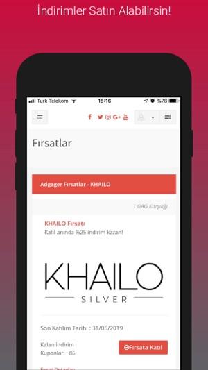 Adgager Screenshot