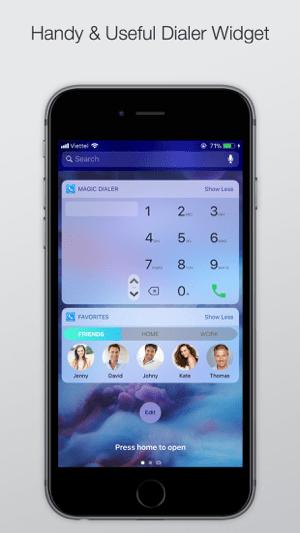 Magic Dialer Pro Screenshot