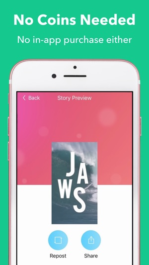 Story Reposter Screenshot