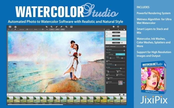 Watercolor Studio Screenshot 01 12srtin