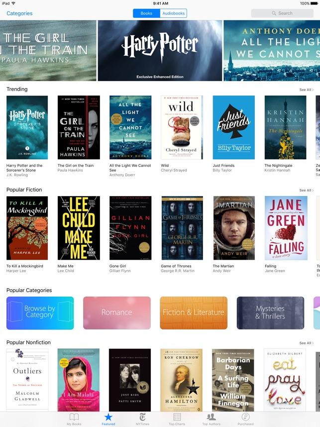 iBooks Screenshot