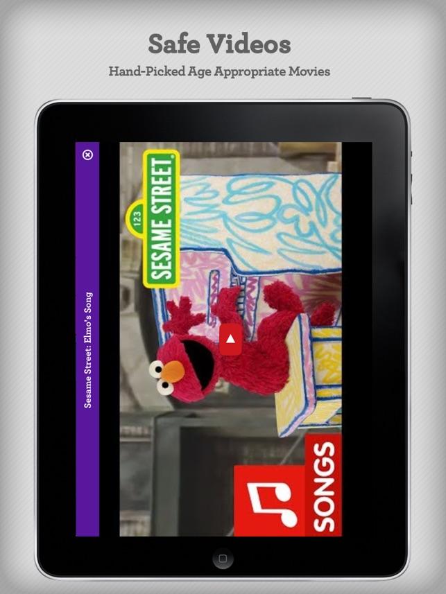 Ellie's TV - Kid Safe Videos Screenshot