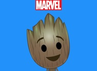 ‎Marvel Stickers: Guardians of the Galaxy