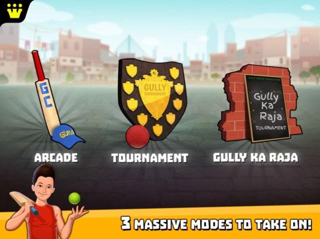 Gully Cricket 2017 Screenshot
