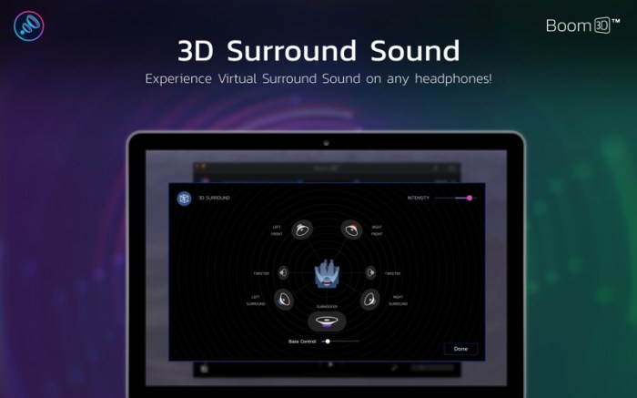 Boom3D: Volume Booster and EQ Screenshot 2 58vdhmn