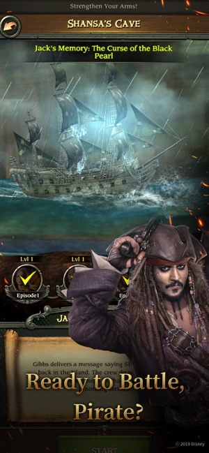 Pirates of the Caribbean : ToW Screenshot