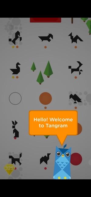 Osmo Tangram Screenshot