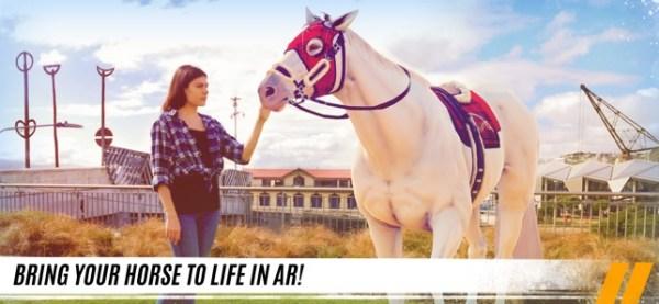realistic horse games # 38