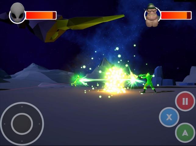 Supernatural Super Squad Fight Screenshot
