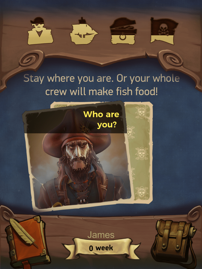 ‎Pirates? Pirates! Screenshot