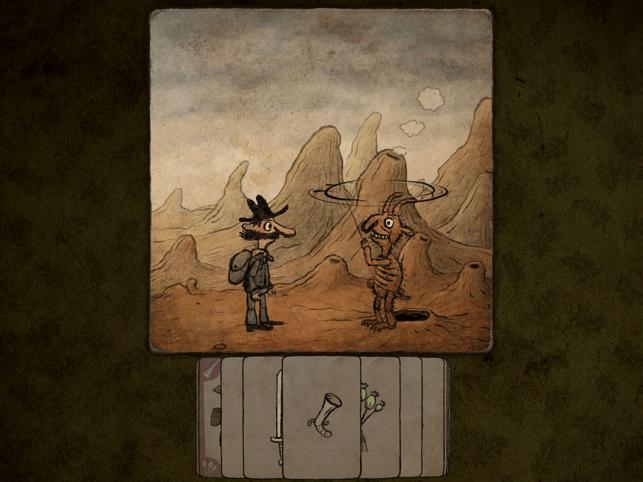 Pilgrims (Пилигримы) Screenshot