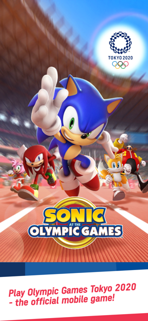 Sonic at the Olympic Games Screenshot
