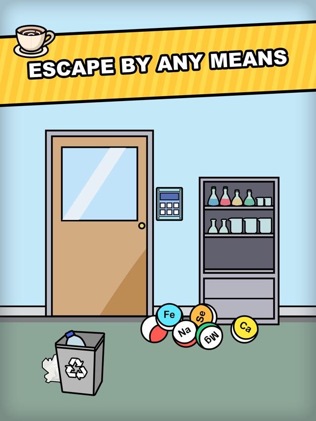 Escape Room: Mystery Word Screenshot