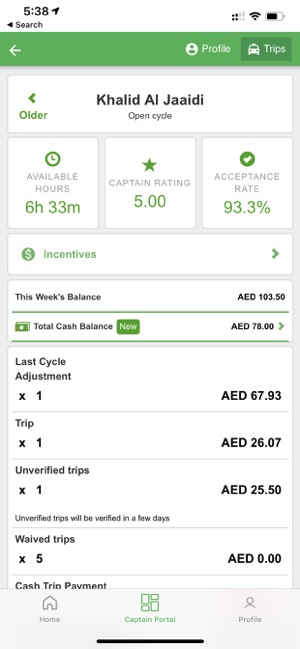 Careem Captain On The App Store