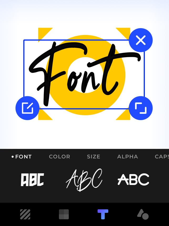 Logo Creator:  Label maker* Screenshot
