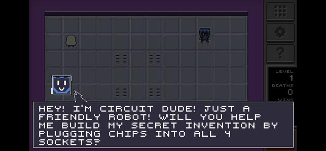 Circuit Dude Screenshot