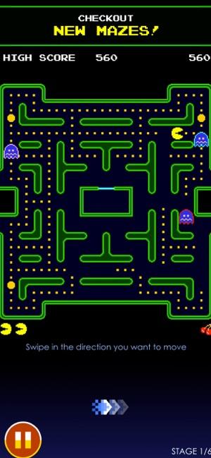 PAC-MAN Screenshot