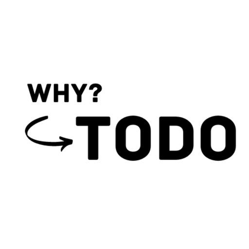 WhyToDo シンプルなタスク管理リスト