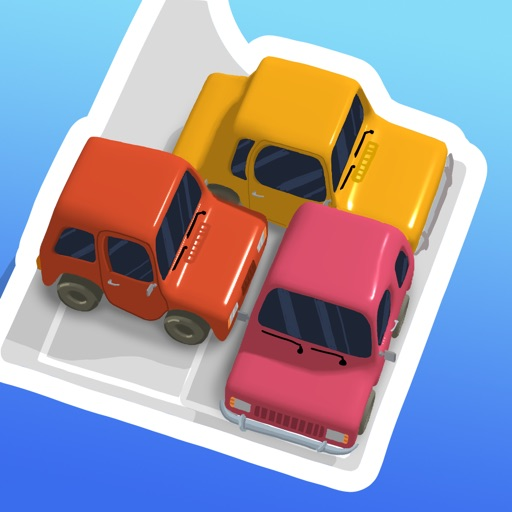 Icona di parcheggio Jam 3D