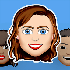 ‎Emoji Me Animated Faces