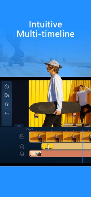 PowerDirector - Video Editor Screenshot