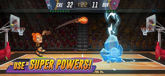 Basketball Arena: Sports Game Screenshot