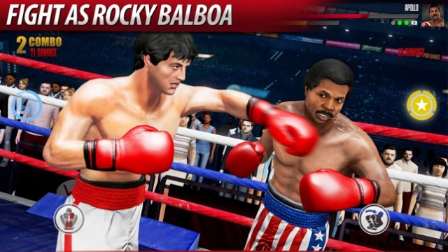 Real Boxing 2: ROCKY Screenshot