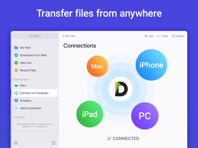 ‎Documents: Files, PDF, Browser Screenshot